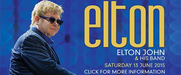 3 - Elton John