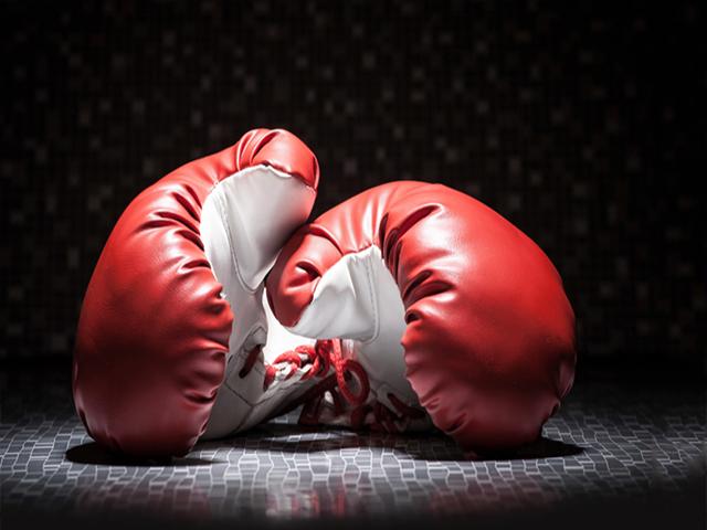 Amateur Boxing Evening