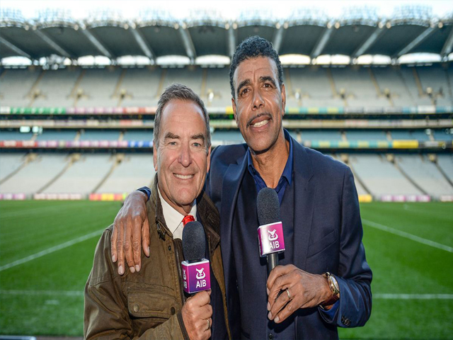 Sportsman's Evening with Jeff Stelling and Chris Kamara