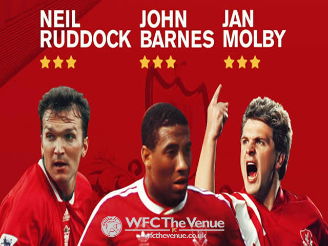 Liverpool Legends Evening