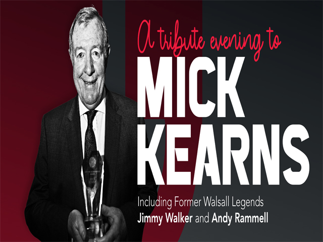 A Tribute to Mick Kearns Evening