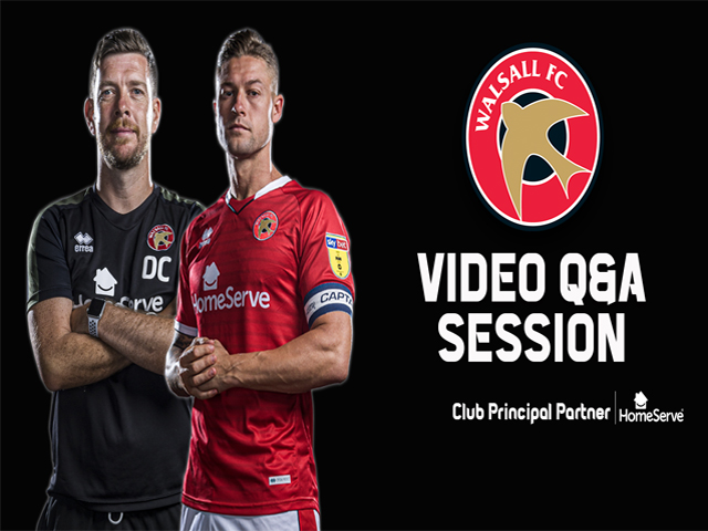 Video Q&A Session with Darrell Clarke and & James Clarke